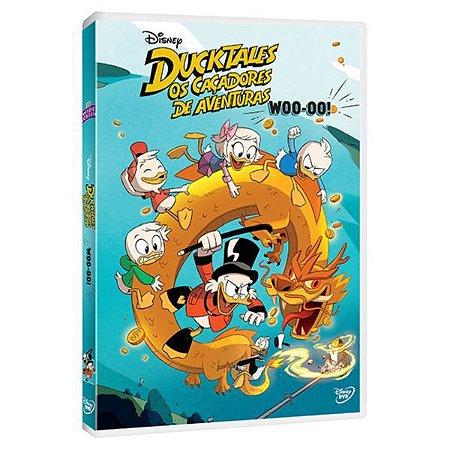 DVD - Ducktales: Os Caçadores de Aventuras: Woo-Oo