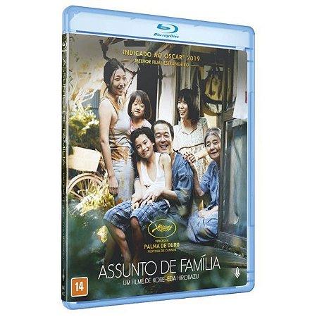 Blu-Ray Assunto de Família - Imovision