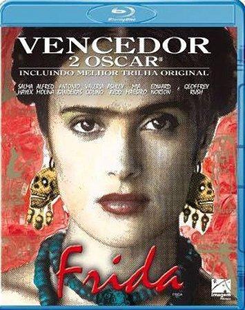 Blu Ray Frida - Salma Hayek