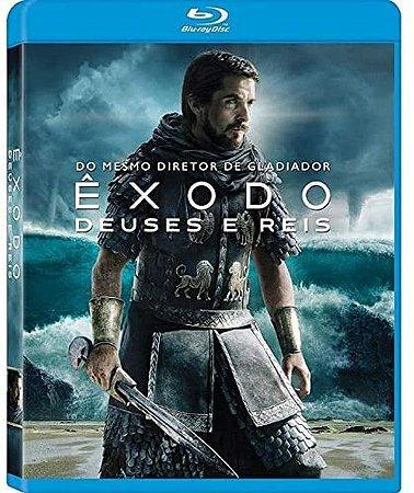 Blu-ray  Exodo - Deuses E Reis