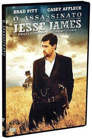 DVD O Assassinato De Jesse James pelo Covarde Robert Ford