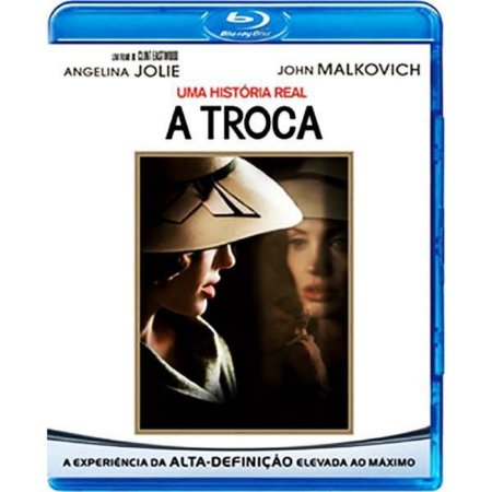 Blu-ray A Troca - Angelina Jolie - Clint Eastwood