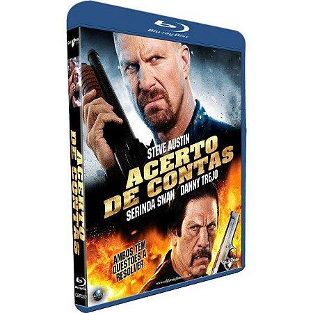 Blu-ray Acertos De Contas - Steve Austin
