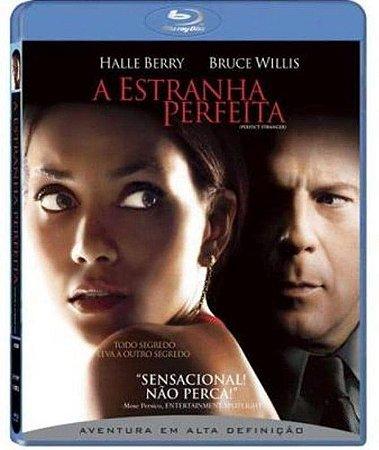 Blu Ray A Estranha Perfeita - Halle Berry / Bruce Willis