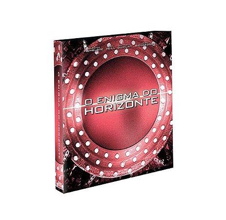 Blu-Ray (LUVA) O Enigma Do Horizonte - (EXCLUSIVO)