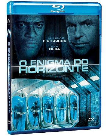 Blu-Ray O Enigma Do Horizonte - Exclusivo ABRAMF pré venda entrega a partir de 29/09/21