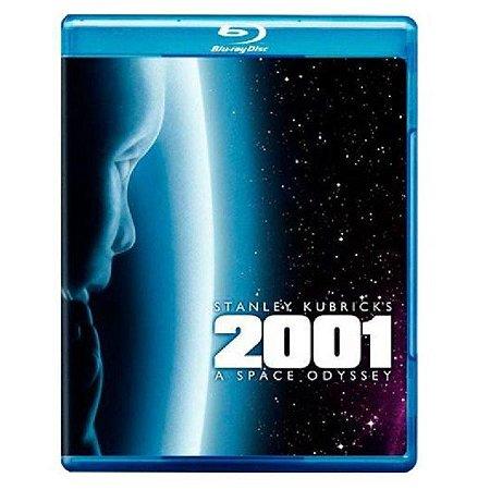 Blu-ray - 2001 - Uma Odisseia no Espaço (Stanley Kubrick)