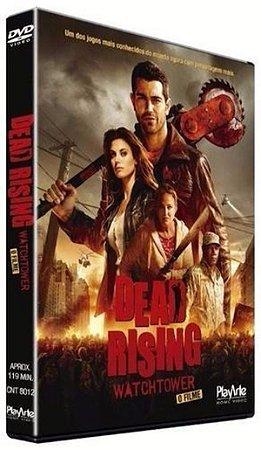 Dvd - Dead Rising Watchtower O Filme