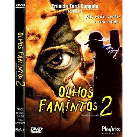 Dvd - Olhos Famintos 2