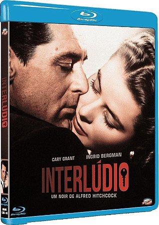 Blu-ray - Interlúdio - Alfred Hitchcock