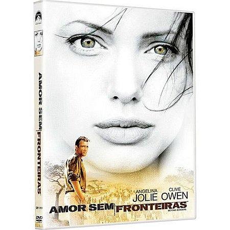 Dvd - Amor Sem Fronteiras - Agelina Jolie