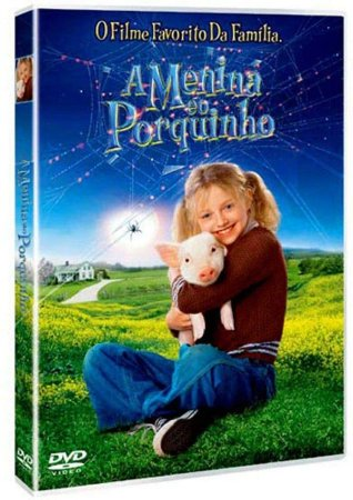 DVD A Menina e o Porquinho