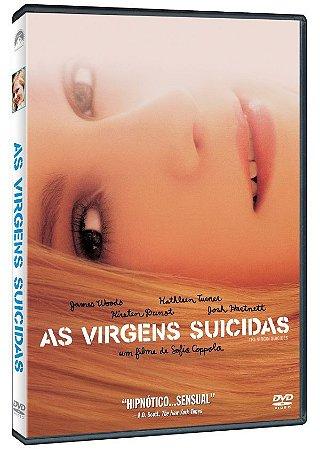 Dvd As Virgens Suicidas - Pré venda entrega a partir de 22/10/21