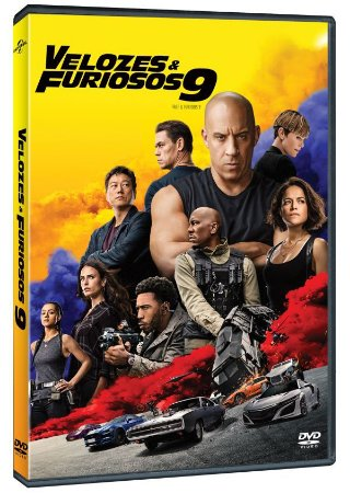 DVD Velozes e Furiosos 9 - Pré venda entrega a partir de 22/10/21