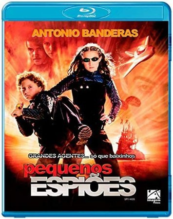 Blu-ray Pequenos Espiões 1