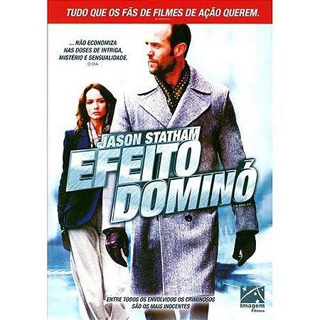 Dvd - Efeito Dominó - Jason Stahan