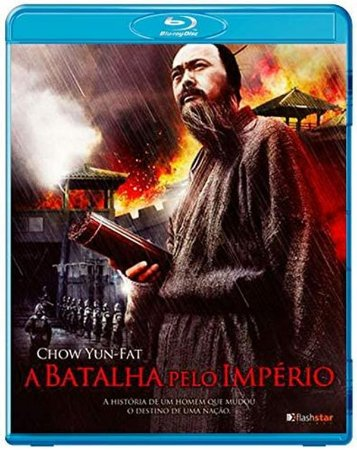 Blu Ray A Batalha Pelo Império - Chow Yun-Fat
