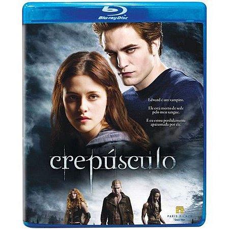 Blu-ray Crepúsculo
