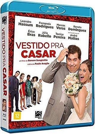 Blu-ray - Vestido pra Casar - Leandro Hassum