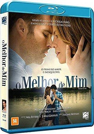 Blu-ray - O Melhor de Mim