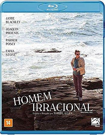Blu-ray Homem Irracional - Joaquim Phoenix