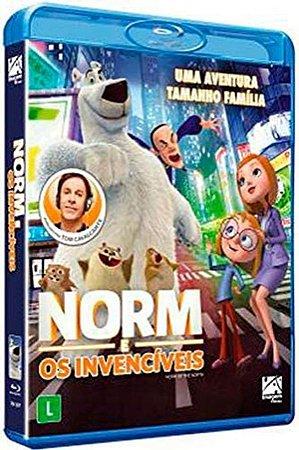 Blu-Ray Norm - Os Invencíveis