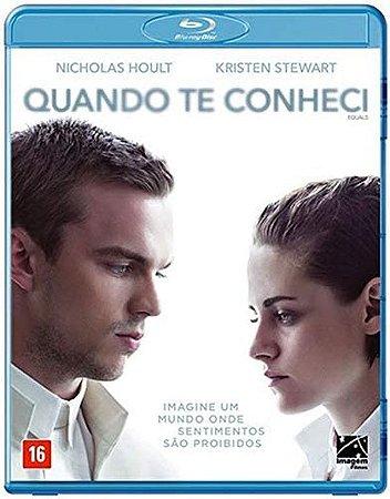 Blu-Ray Quando Te Conheci