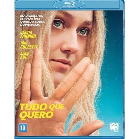 Blu-ray Tudo Que Quero - Dakota Fanning