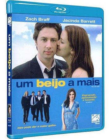 Blu-Ray Um Beijo A Mais