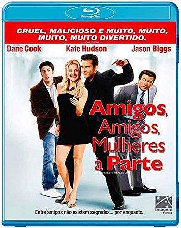 Blu-ray Amigos, Amigos, Mulheres à Parte