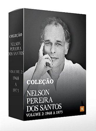 Box Nelson Pereira Dos Santos V.2-1968 A 1973 - Bretz Filmes