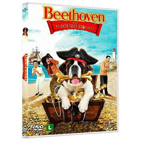 Dvd - Beethoven E O Tesouro Secreto