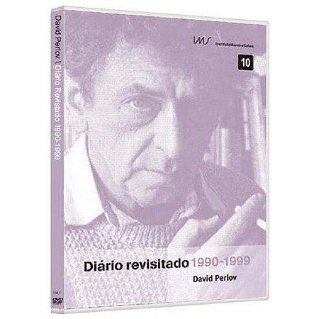 DVD Diário Revisitado 1990 - 1999 - David Perlov - Bretz Filmes