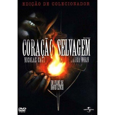 Dvd Coração Selvagem - David Lynch