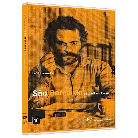 DVD SAO BERNARDO - Leon Hirszman - Bretz Filmes
