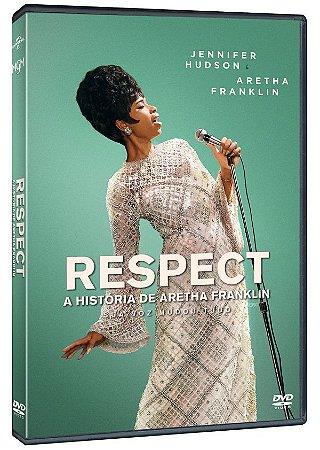 DVD Respect A História de Aretha Franklin Pre venda entrega a partir de 16/12/21