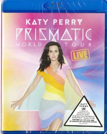 Katy Perry - the prismatic world tour Live - Blu-Ray