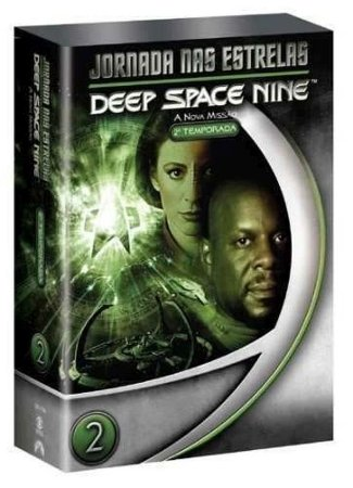 Dvd Jornada Nas Estrelas Deep Space Nine - 2 Temporada