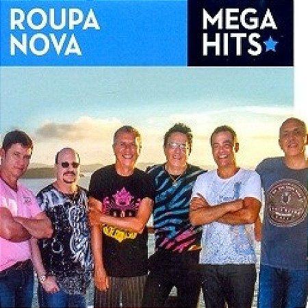 Cd Coletânea - Roupa Nova - Mega Hits