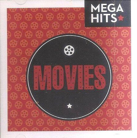 Cd Coletânea - Movies - Mega Hits