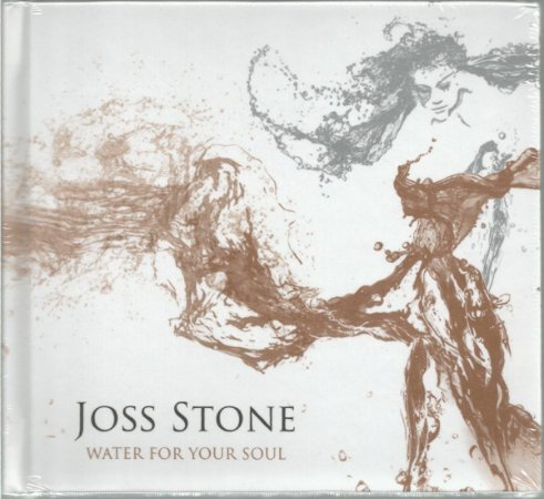 Cd Joss Stone - Water For Your Soul