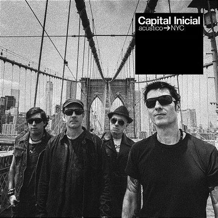 Cd Capital Inicial - Acústico Nyc