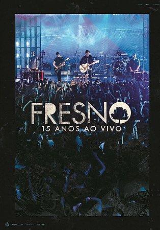 Dvd Fresno 15 Anos