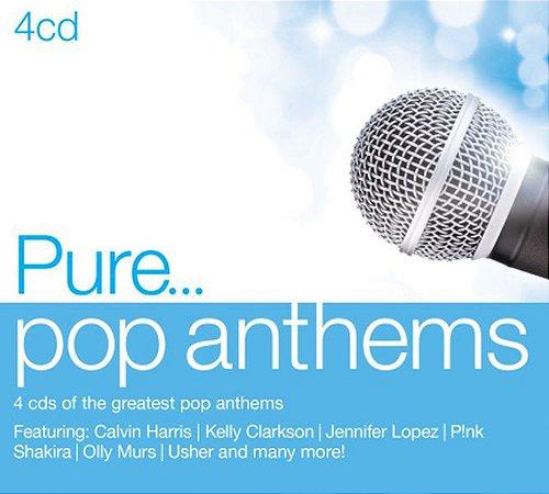 Cd Pure... anthems  4 Cds  Digipack