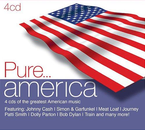 Cd Pure... America  4 Cds  Digipack