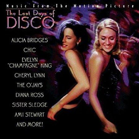 CD Os Últimos Embalos da Disco - The Last Days Of Disco