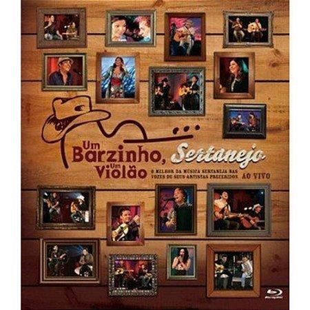 Um Barzinho, Um Violão Sertanejo - Blu Ray Sertanejo