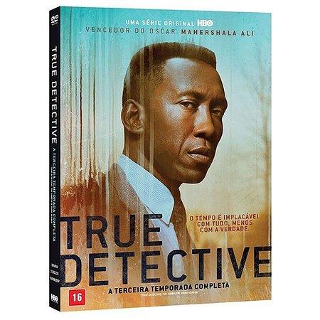 DVD - True Detective: A Terceira Temporada Completa