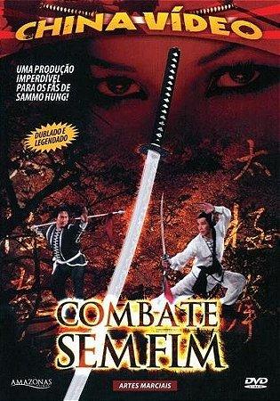 Dvd Combate Sem Fim - China Video