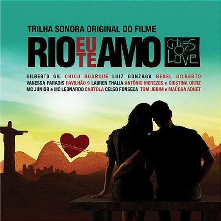Cd  Rio, Eu Te Amo  Trilha Sonora Do Filme